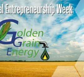 Ag Entrepreneurship Week Spotlight: Golden Grain Energy