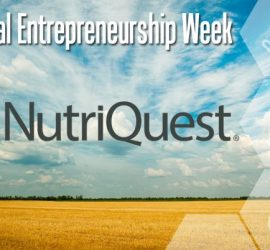 Ag Entrepreneurship Week Spotlight: NutriQuest