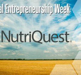 Ag Entrepreneurship Week Spotlight: NutriQuest