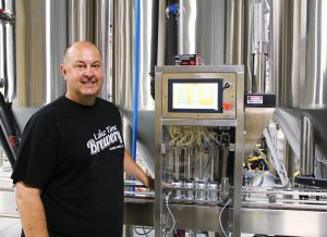 Lake Time Brewery chosen for Iowa SBDC Small Business of the Month Award