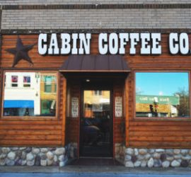 Cabin Coffee Wins 2018 Neal Smith Entrepreneur of the Year Award