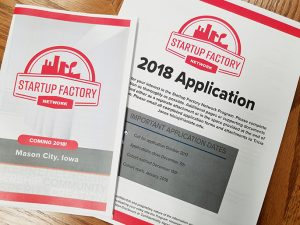 The Pappajohn Center brings the Startup Factory Network to North Iowa