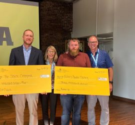 North Iowa entrepreneurs take home wins from pitch competition